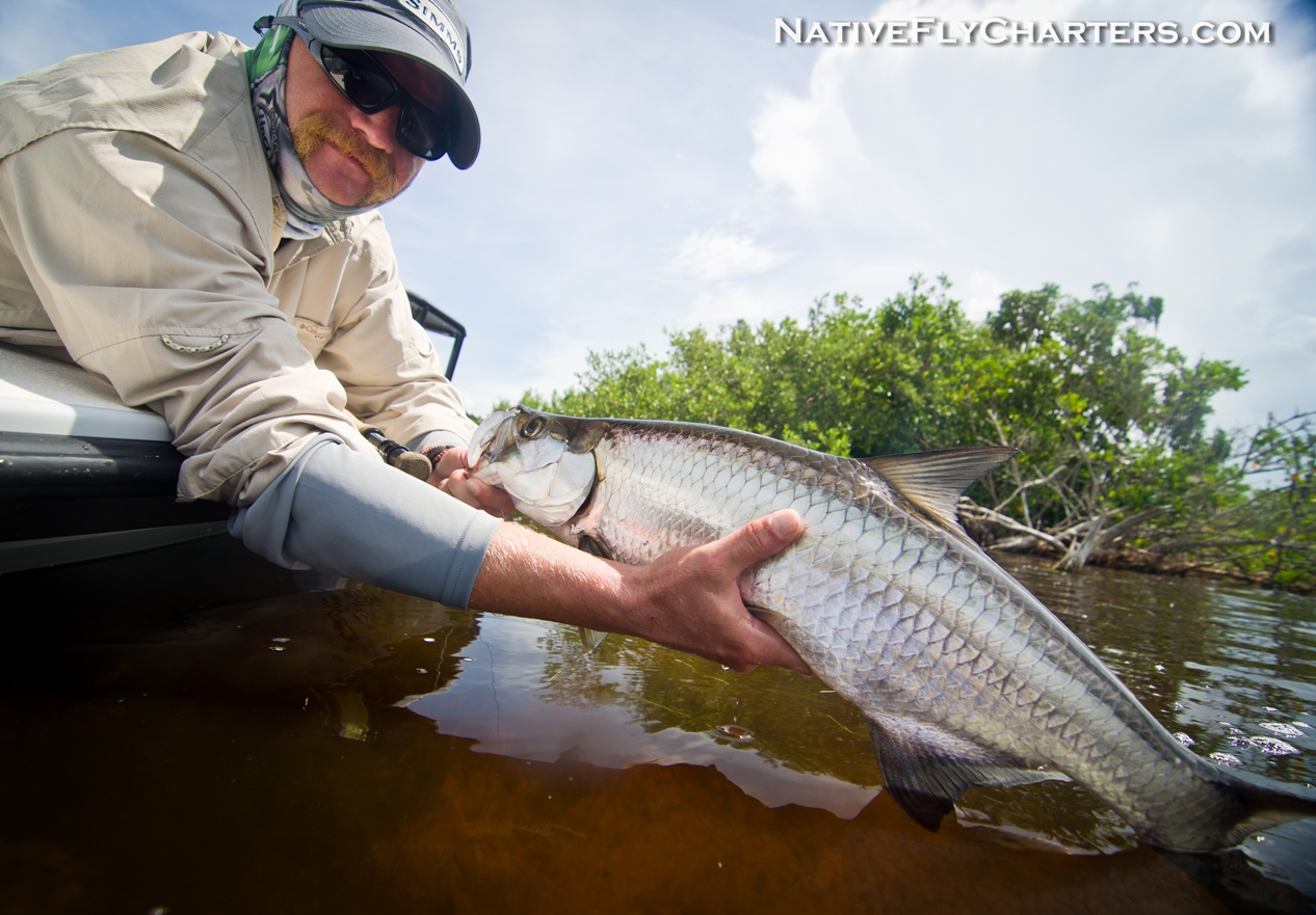 indian river tarpon guide