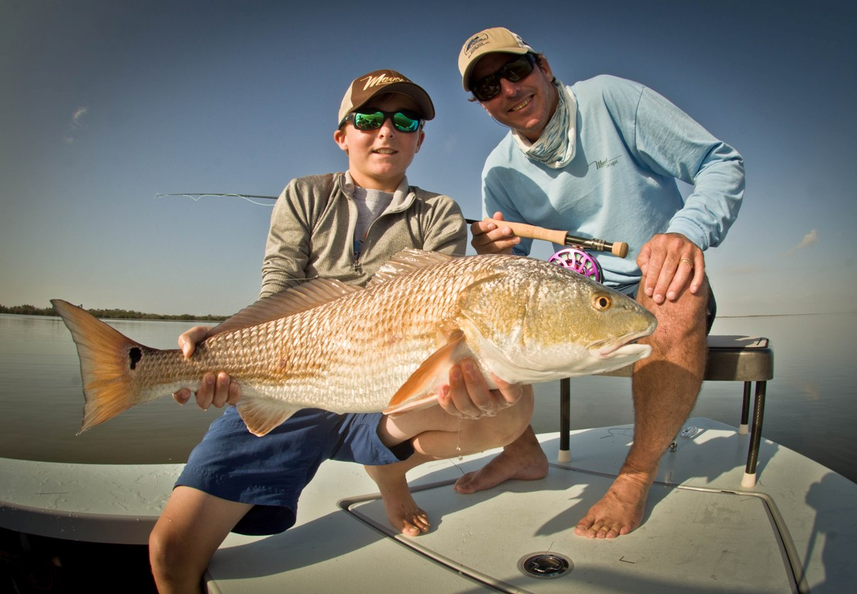 Merritt Island Fly Fishing Guide